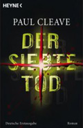Thumbnail image for Paul Cleave / Der siebte Tod