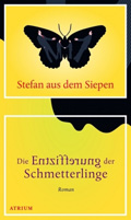 Post image for Stefan aus dem Siepen / Die Entzifferung der Schmetterlinge