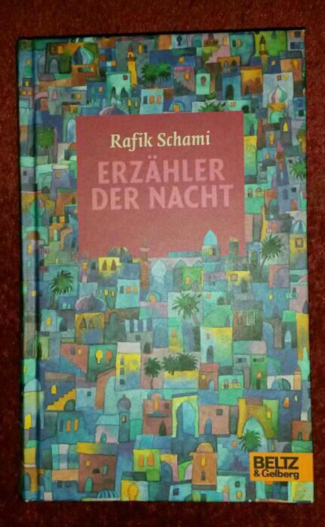 Rafik Schami / Erzähler der Nacht