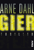 Thumbnail image for Arne Dahl / Gier