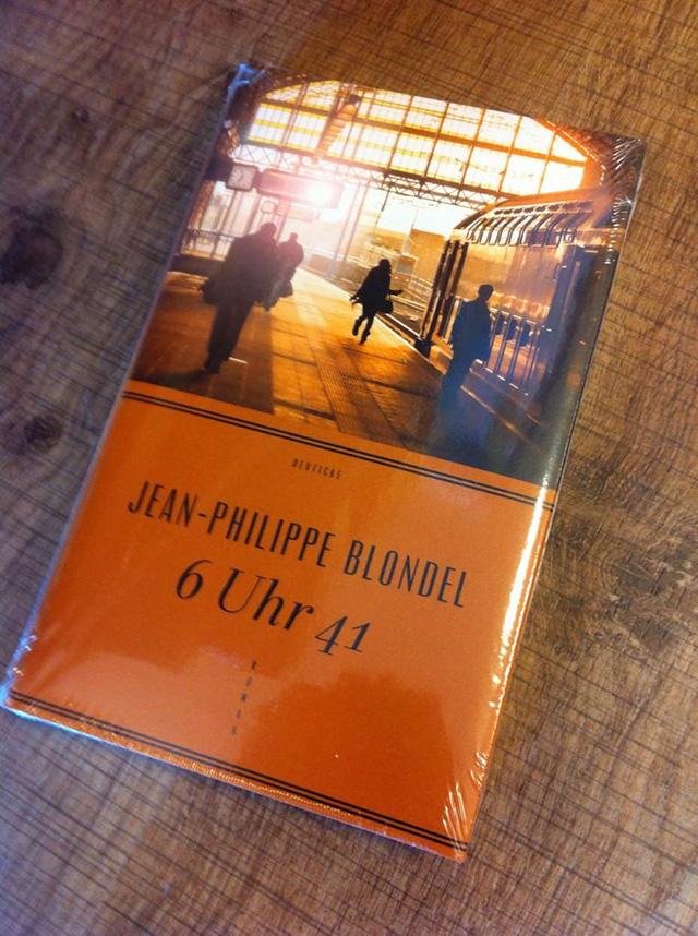 Jean-Philippe Blondel: 6 Uhr 41