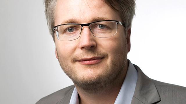 Dani Landolf, Geschäftsführer vom Schweizer Buchhändler- und Verleger-Verband