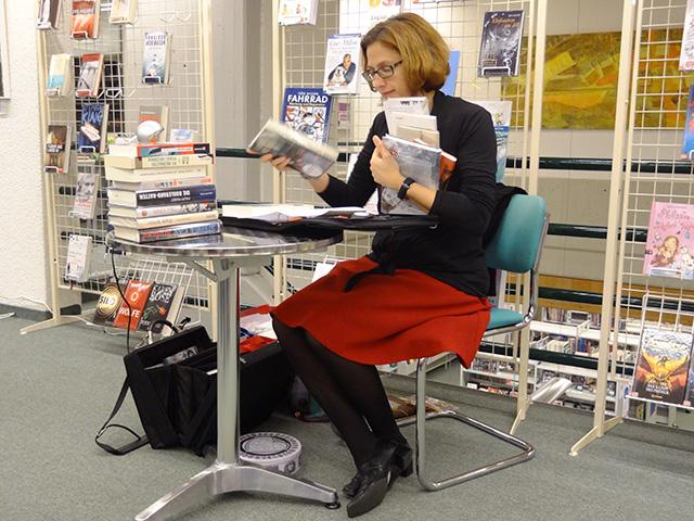 Bibliothek Geroldswil