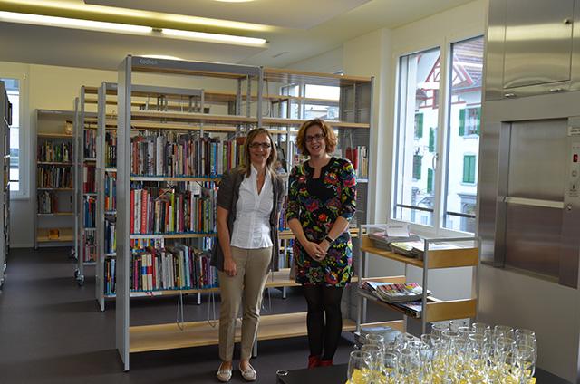 Bibliothek & Artothek Meggen