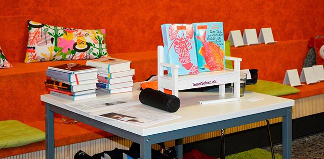Gemeinde- und Schulbibliothek Menzingen