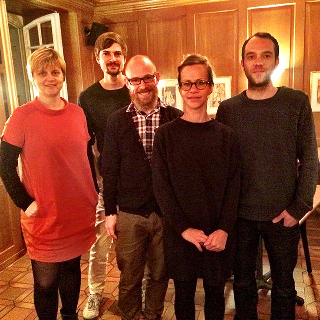 das team von literaare