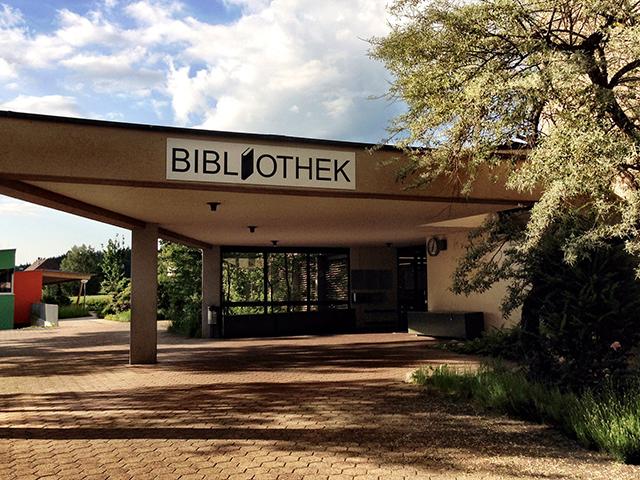 Schul- und Gemeindebibliothek Rubigen