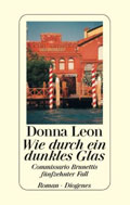 Thumbnail image for Donna Leon / Wie durch ein dunkles Glas