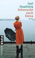 Post image for Joel Haahtela / Sehnsucht nach Elena