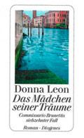 Thumbnail image for Donna Leon / Das Mädchen seiner Träume
