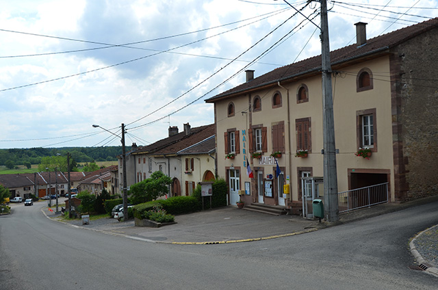 Bücherdorf Fontenoy-la-Joûte
