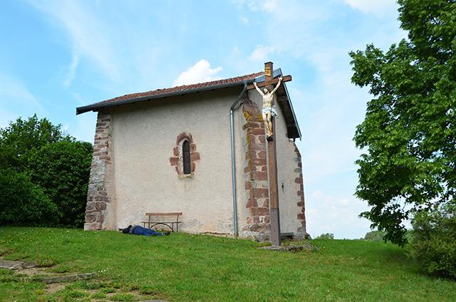 La Chapelle St. Pierre, Bücherdorf Fontenoy-la-Joûte