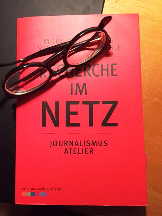 Journalismus Atelier: Recherche im Netz