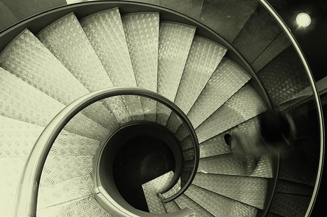 Bernhard Schlink / Die Frau auf der Treppe