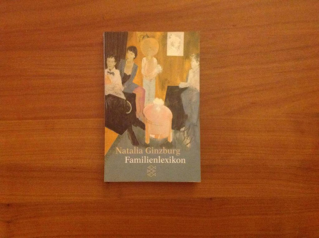Familienlexikon, Natalia Ginzburg