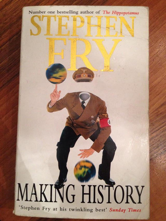 Stephen Fry / Making History