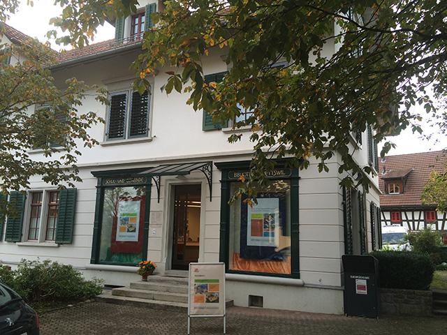 Bibliothek Wettswil