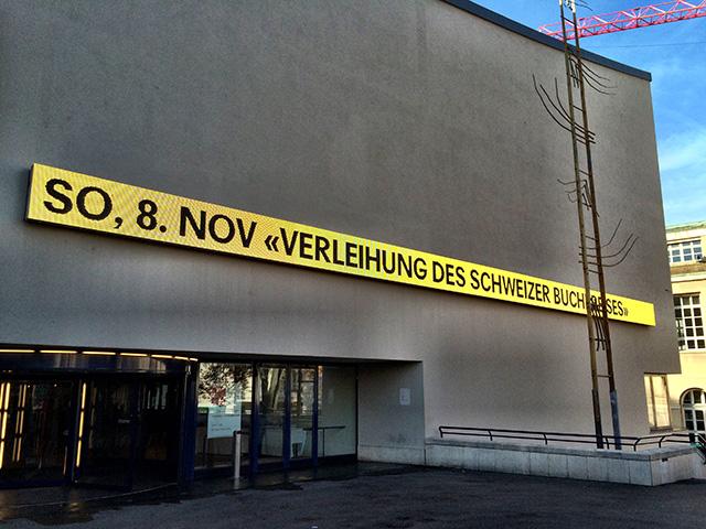 Schweizer Buchpreis 2015