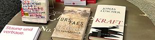 Thumbnail image for Zu Besuch im Bücherperron Spiez: Julia Weber und die Wirtschaftlichkeit des Schweizer Buchpreises