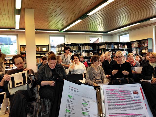 Bibliothek Bütschwil-Ganterschwil