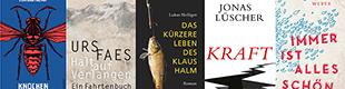 Thumbnail image for Die Nominierten für den Schweizer Buchpreis 2017