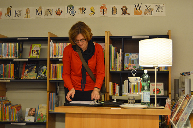 Bibliothek Erlenbach