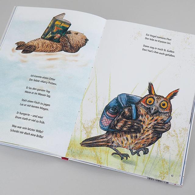 Franz Hohler Kathrin Schärer Illustrationen Am Liebsten Ass
