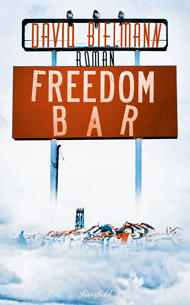 David Bielmann / Freedom Bar