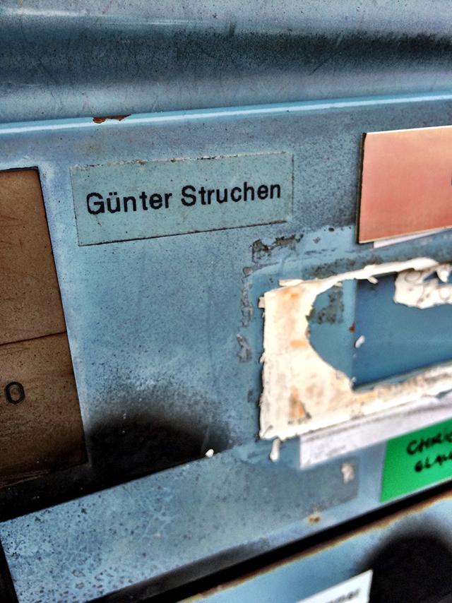 Günter Struchen / Fertig Robidog!