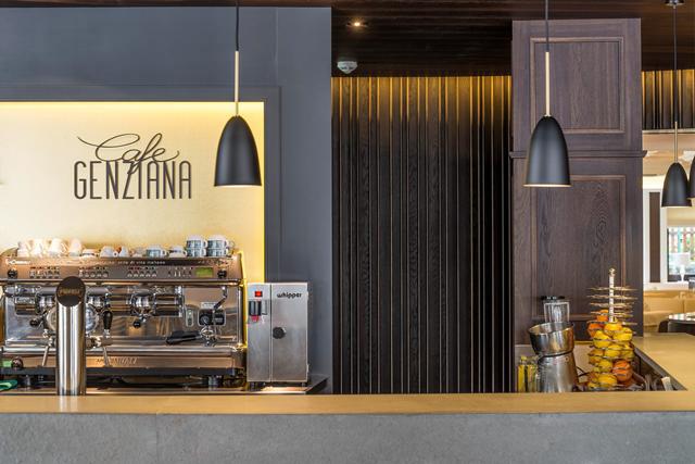 Giuseppina Torregrossa / Die Kaffeerösterin
