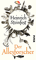 Post image for Heinrich Steinfest / Der Allesforscher