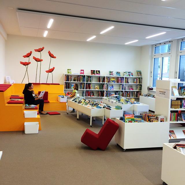 Bibliothek Herrliberg