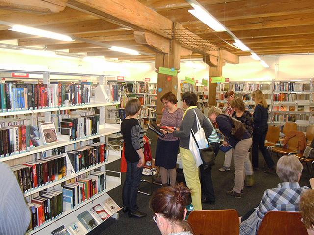 Bibliothek Herzogenbuchsee