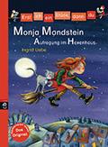 Thumbnail image for Ingrid Uebe / Monja Mondstein – Aufregung im Hexenhaus