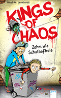 Thumbnail image for Jakob M. Leonhardt / Kings of Chaos – Zahm wie Schulhofhaie