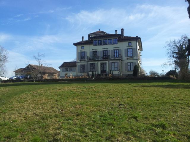 Schloss La Corbière bei Estavayer