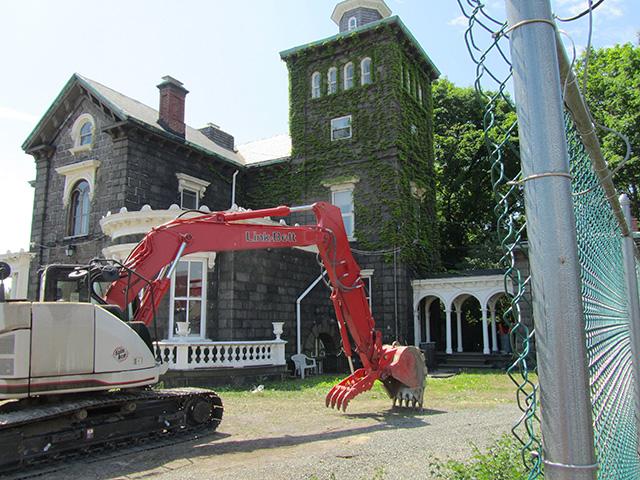 Steinway-Villa in New York