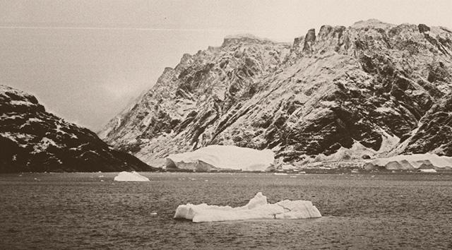 Kim Leine / Ewigkeitsfjord