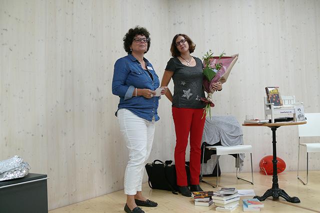Bibliothek Spiez 2015