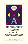 Post image for Martin Suter / Allmen und der rosa Diamant