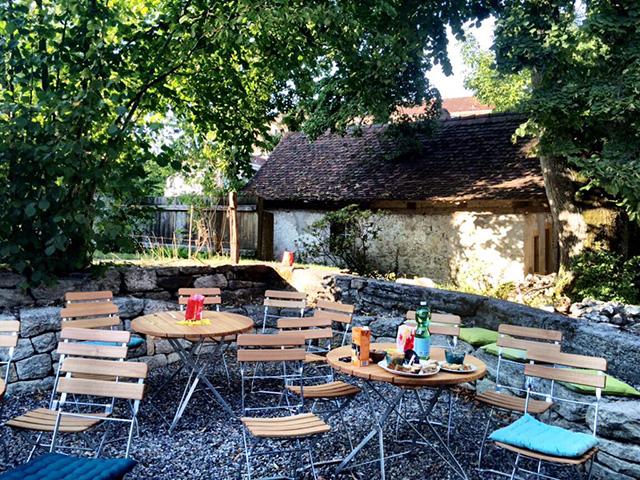 Kirchgemeindegarten Erlach