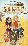 Thumbnail image for Nina Weger / Die sagenhafte Saubande – Kommando Känguru