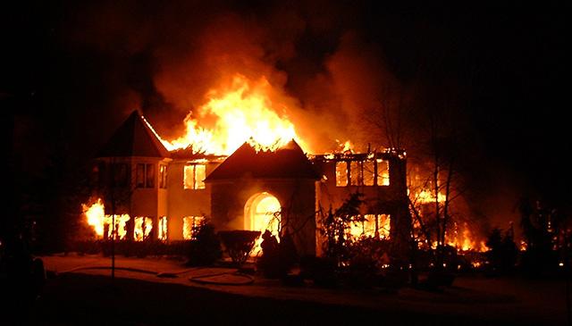 Rolf von Siebenthal / Höllenfeuer