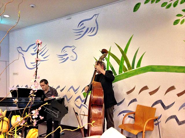Literaturfest Luzern im Betagtenzentrum Rosenberg
