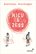 Thumbnail image for Sarah Crossan & Brian Conaghan / Nicu & Jess
