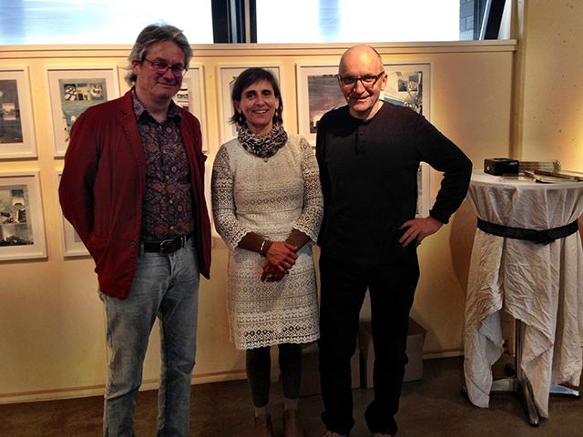 Sudabeh Mohafez und Rittiner & Gomez / Kitsune