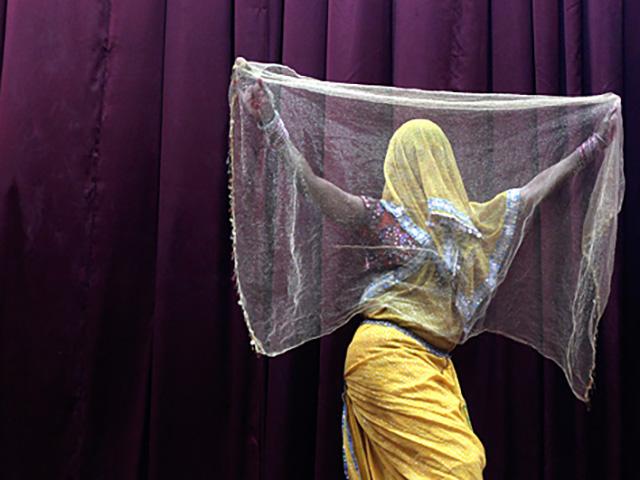 Sunil Mann / Schattenschnitt