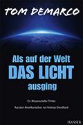 Thumbnail image for Tom DeMarco / Als auf der Welt das Licht ausging