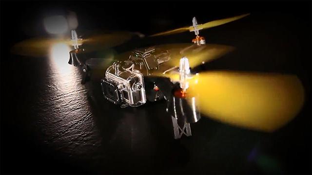 Tom Hillenbrand / Drohnenland