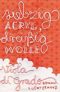 Thumbnail image for Viola di Grado / Siebzig Acryl, dreissig Wolle